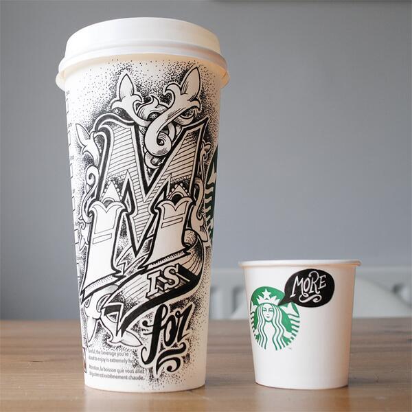 RobDraper - Starbucks - cup