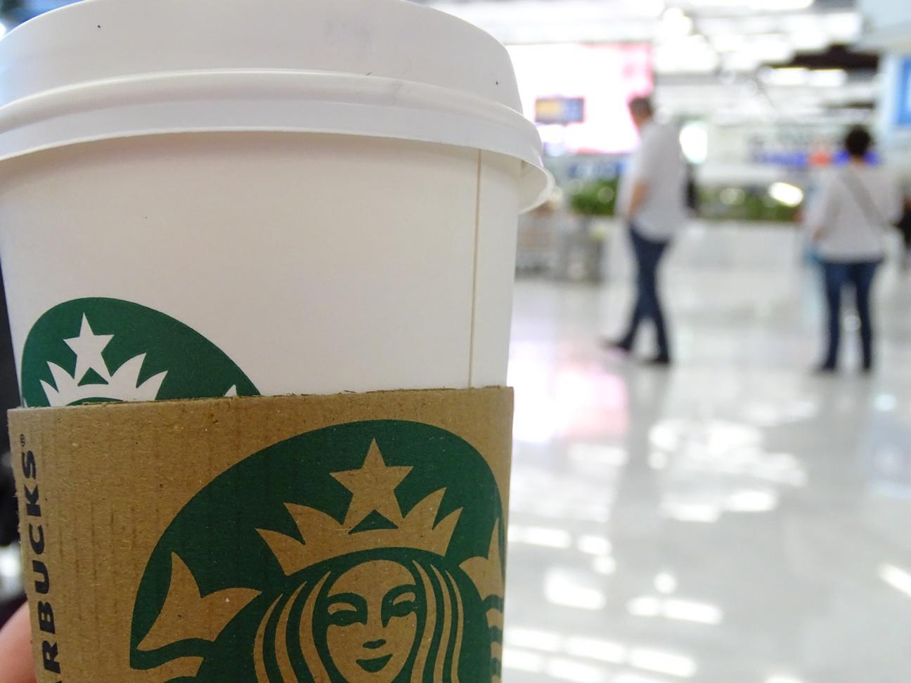 Pour quand est donc prévue l'ouverture d'un Starbucks à l'aéroport de Bordeaux ?