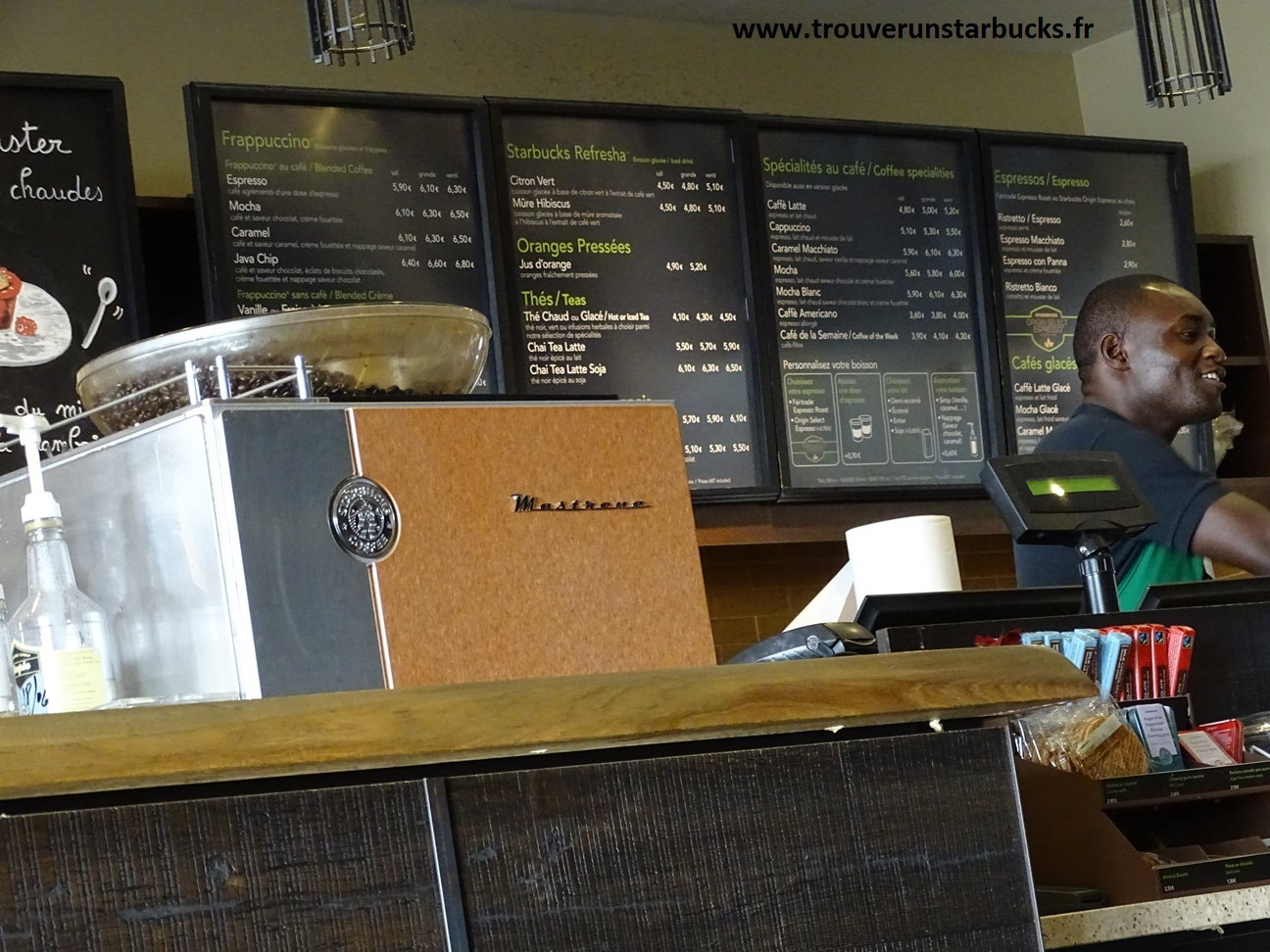 Starbucks Orly personnel - trouverunstarbucks.fr