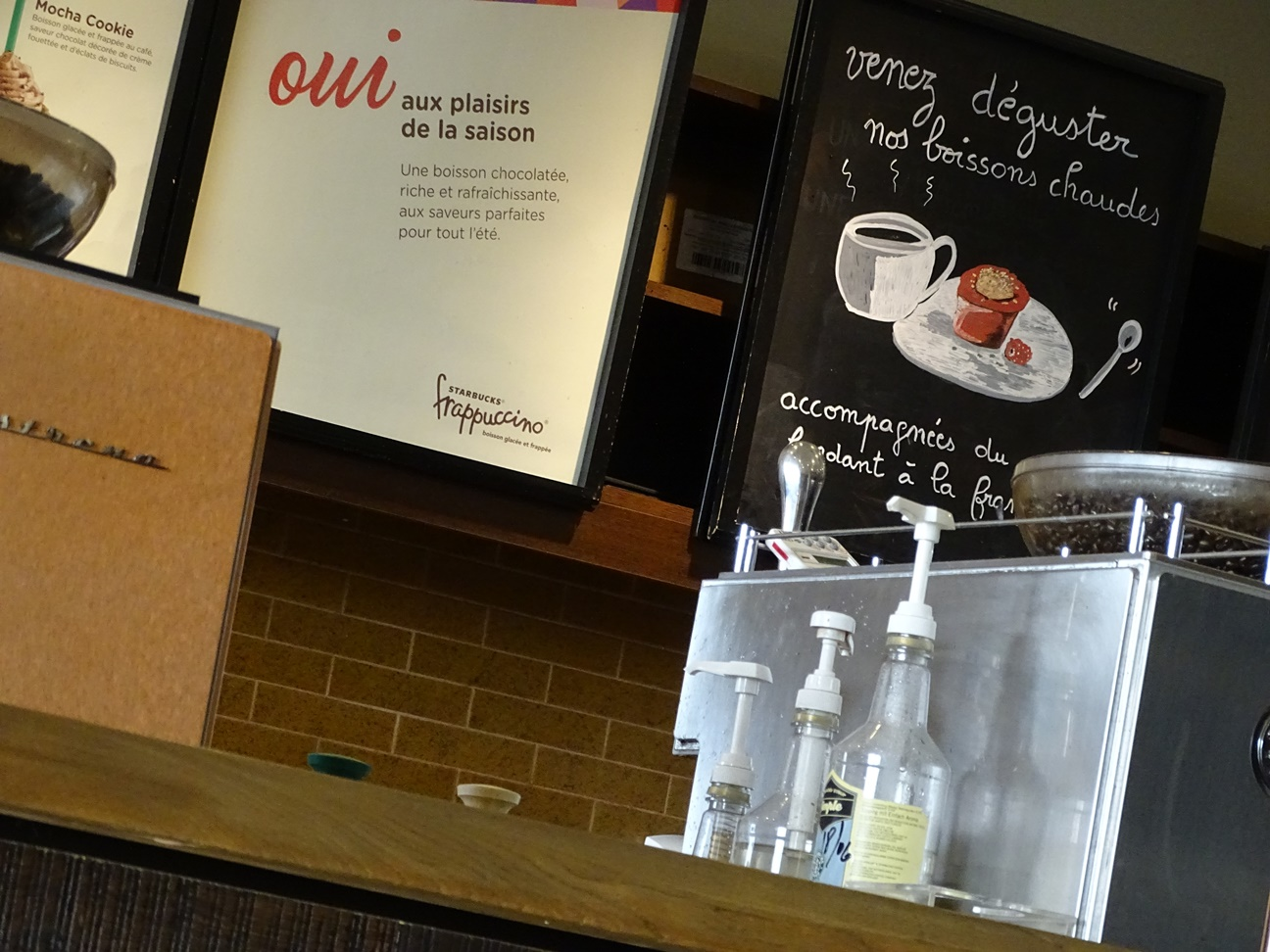 Starbucks Coffee Shop Metz