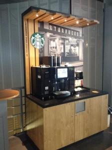 Corner Starbucks Marseille