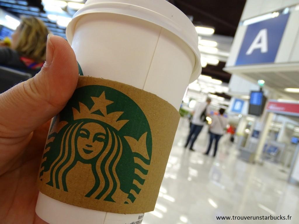Starbucks aéroport