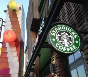 Starbucks Coffee Disney