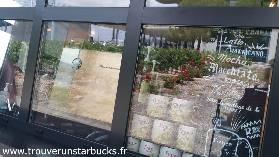 Bordeaux - mugs Starbucks - trouverunstarbucks