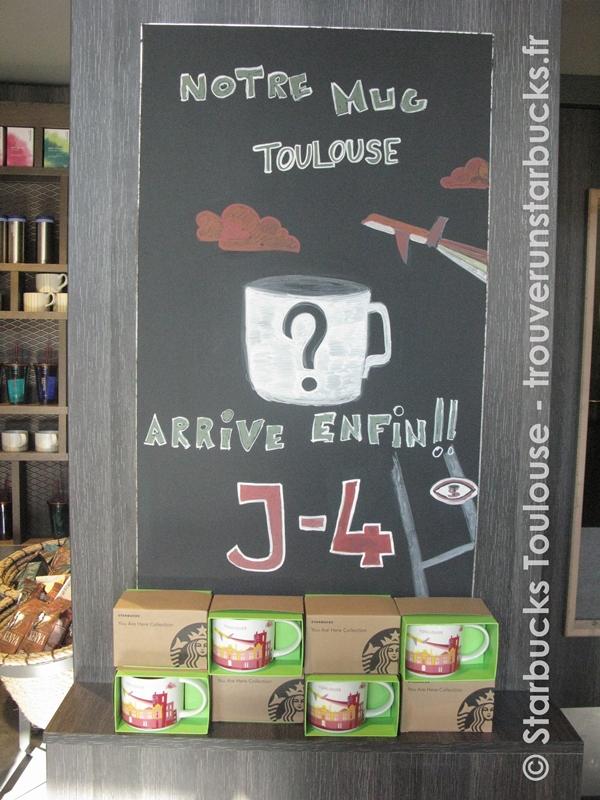 Starbucks Toulouse YAH